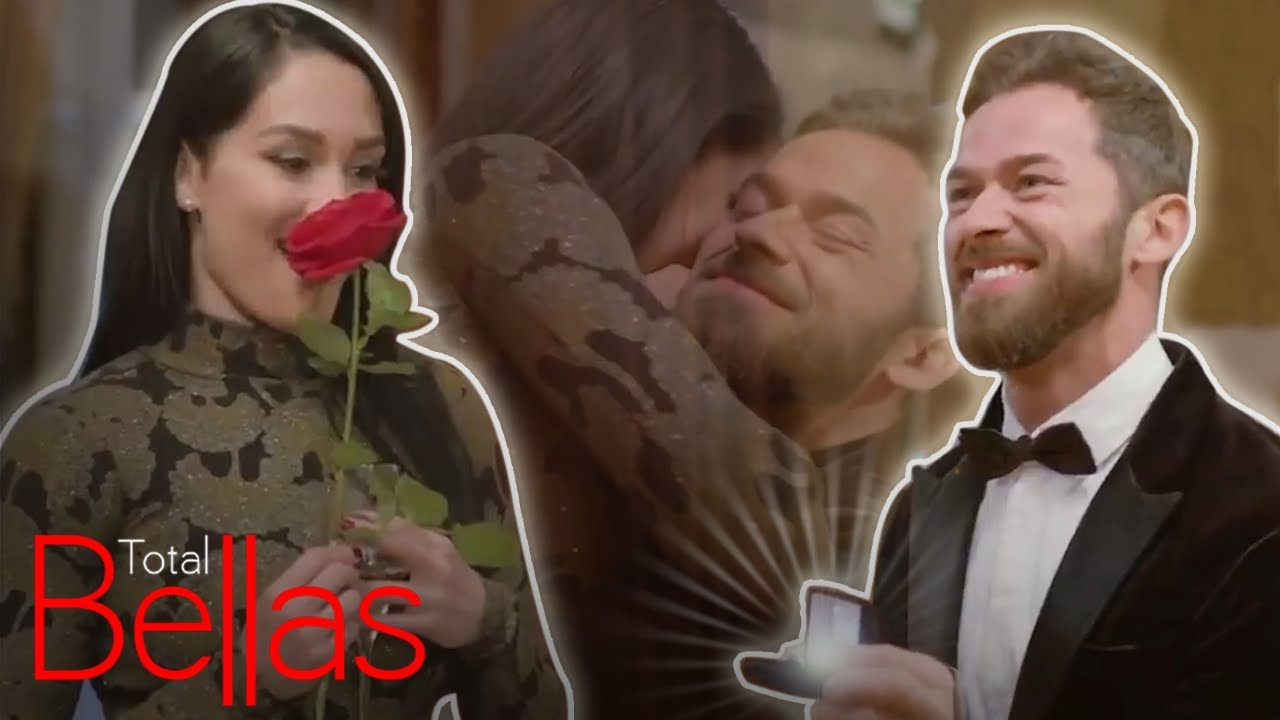Nikki Bella & Artem Chigvintsev Are Total Relationship Goals | Total Bellas
