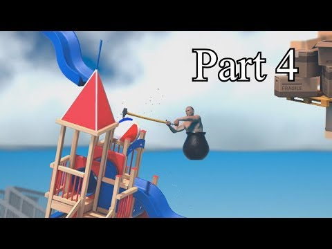 Getting Over it Part 4: Stress levels rising!