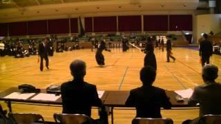 2016 5 8島根県職域対抗剣道大会 美正会②