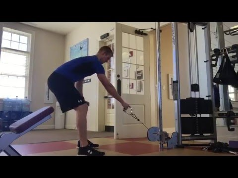 Golf exercises for longer drives: Video Log Long Drive Training