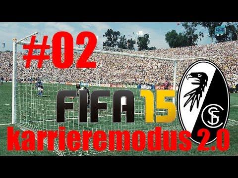 Fifa 15 Karrieremodus 002 Sc Freiburg Transfermarkt Sonderien