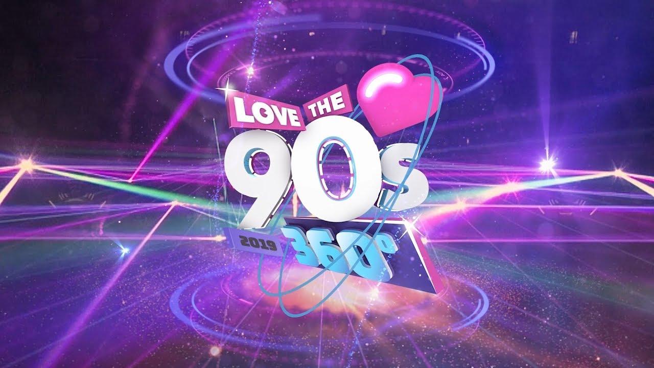 Love The 90's 2019 - 360º