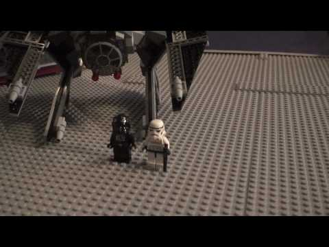 LEGO Star Wars TIE Defender Review 8087