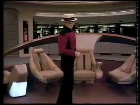 """Star Trek: TNG, """"Starship Mine"""" – DELETED SCENE"""