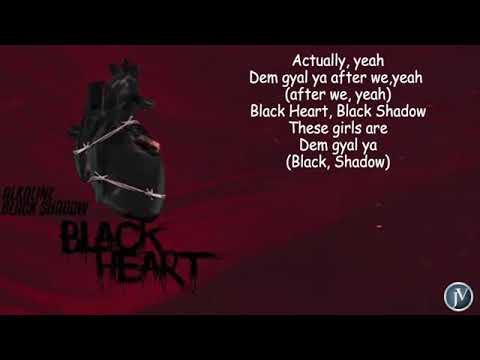 Download Alkaline Black Heart Lyrics MP3, MKV, MP4 - Youtube