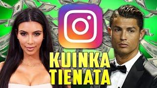 Kuinka Tienata Instagramilla? (ja kuinka paljon) 💰💰