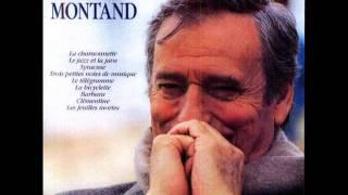 Yves Montand - Le jazz et le java Video
