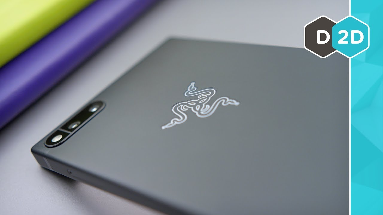 Razer Phone Review – Who Is This For?