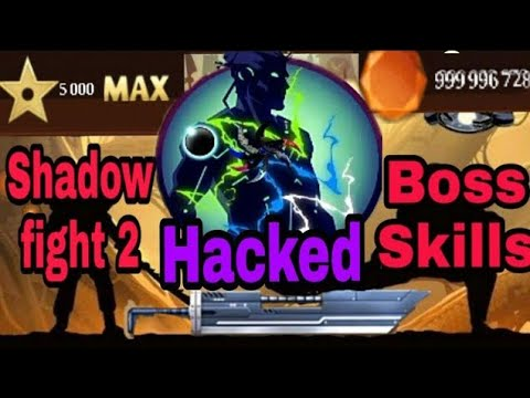 Shadow Fight 2 Level 5000 ,boss Skills And Weapons Hack