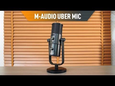 M-Audio Uber Mic İncelemesi