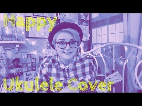 Happy Nevershoutnever Ukulele Cover Youtube