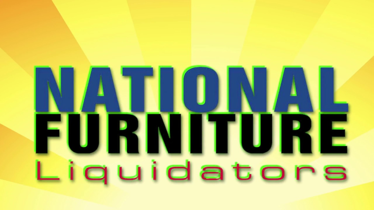 This Saturday And Sunday ONLY At National Furniture Liquidators