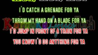 Bruno Mars - Grenade - Karaoke / Lyrics