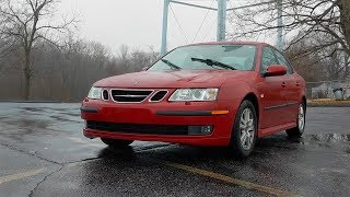 2006 Saab 9-3 Review: When Used Is Better