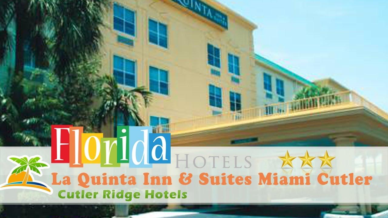 La Quinta Inn Suites Miami Cutler Bay Ridge Hotels Florida