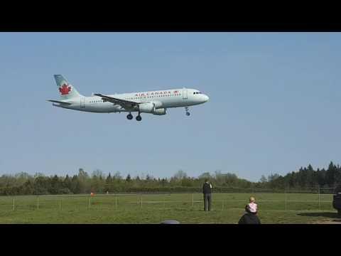 Ottawa airport YOW Landing/Take off