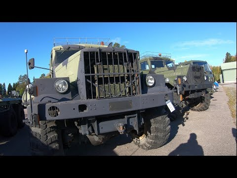 Finnish Army Surplus Auction