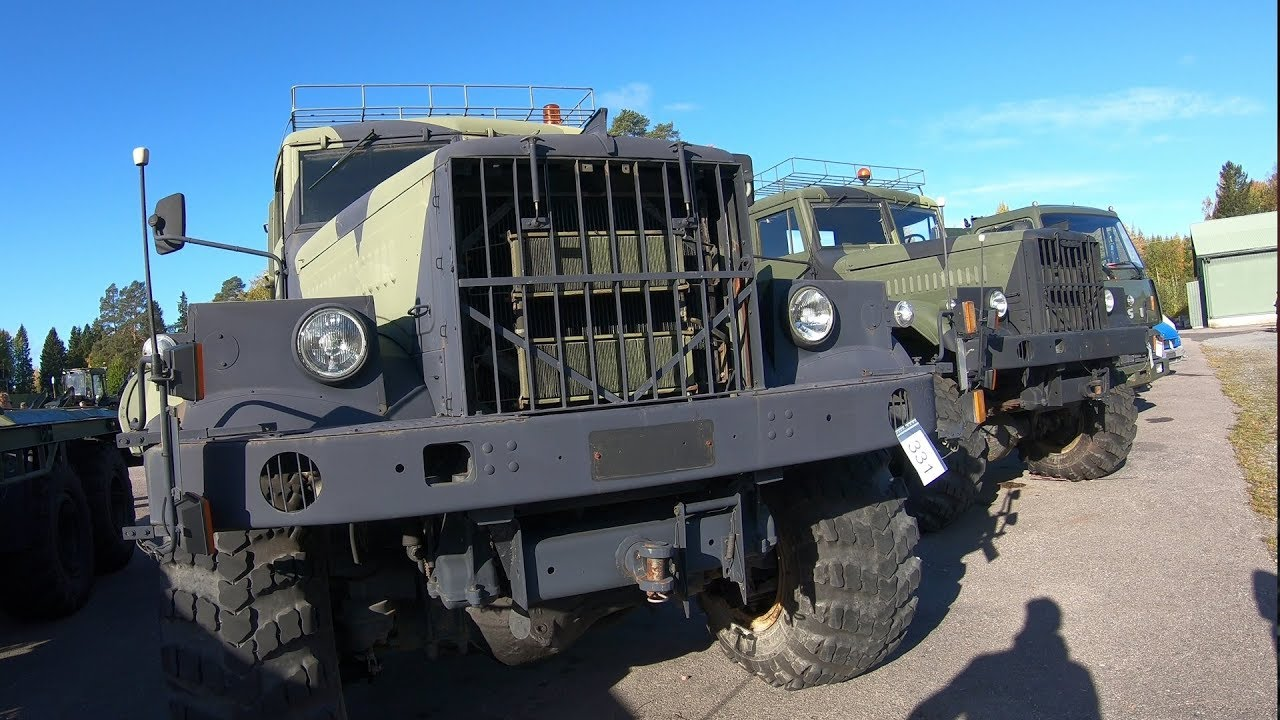 Military Surplus Auction >> Finnish Army Surplus Auction Youtube