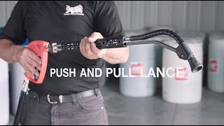 Hotsy® Push And Pull Pressure Washer Lance