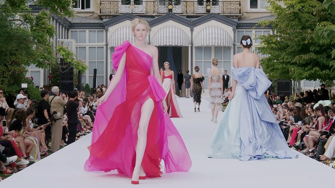 [VIDEO] - Ralph & Russo   Haute Couture Fall Winter 2019/2020   Full Show 2