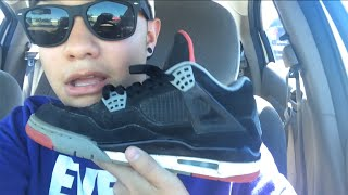 Trip to the Thrift #9 Bred 4s, Space Jam 11s, Fire red 3s Found!!! Thumbnail