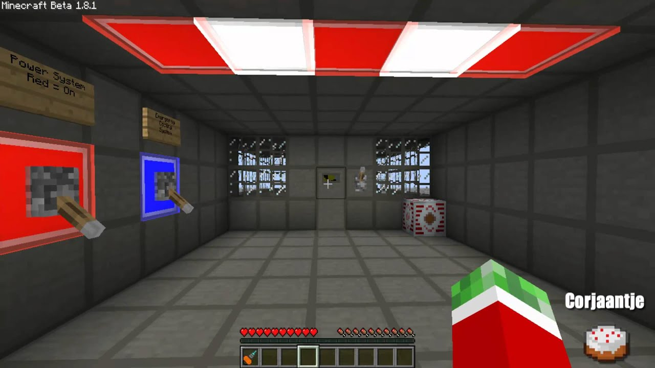 20+ Minecraft Nuclear Reactor Setup Pictures and Ideas on Meta Networks