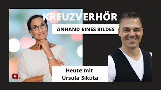 Ursula Sikuta im Live Interview mit Swiss Profiler