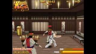 Karate King - Fighting Games - Karate Games