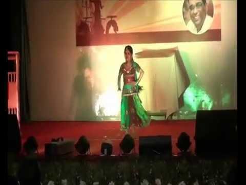 Akshita's Dance Performance on Kankariya Mar Ke Jagaya