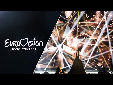 Elhaida Dani - I'm Alive (Albania) - LIVE at Eurovision 2015 Grand Final