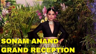Swara Bhasker ELEGANT Look At Sonam Kapoor's Reception | Sonam - Anand Reception LIVE