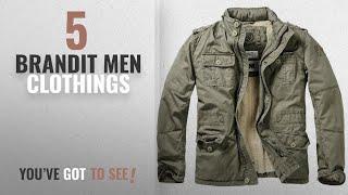 Top 10 Brandit Men Clothings [ Winter 2018 ]: Brandit Men
