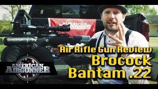 Air Rifle Gun Review Brocock Bantam .22 : Airgunner Rossi Reviews