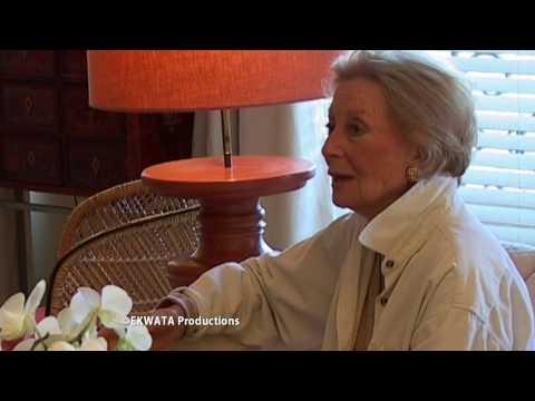 Michèle Morgan parle du film CASABLANCA