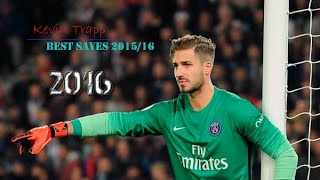 Kevin Trapp | PSG | Best Saves || 2015/16 HD