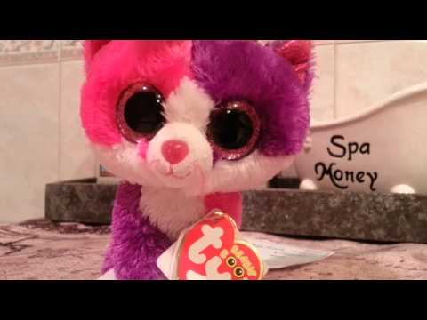 Cold water challenge beanie boo style youtube