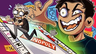 THE RELENTLESS ONSLAUGHT! - Monopoly (Rento Fortune)