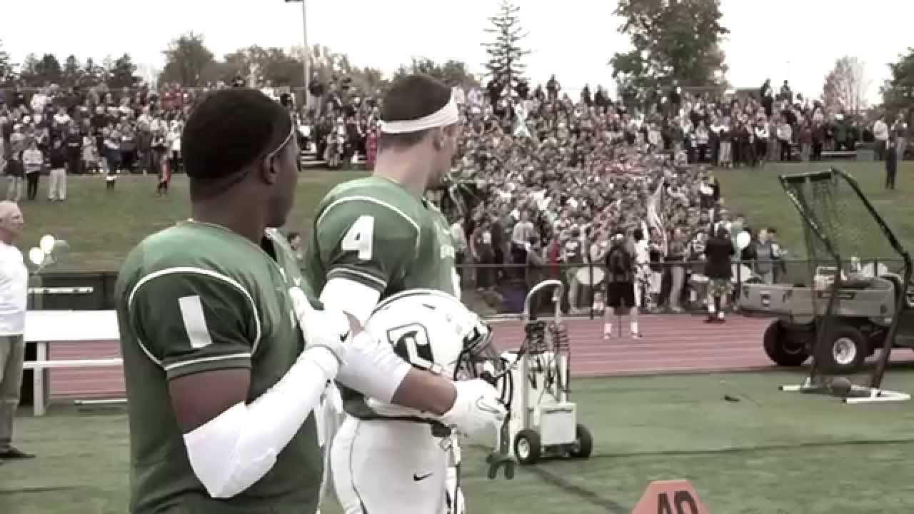 Road To Metlife Delbarton Football 2014 Youtube