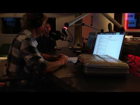 Fritz Stau filemeldingen tijdens Somertijd goed geluid Radio 10 wint Marconi award,