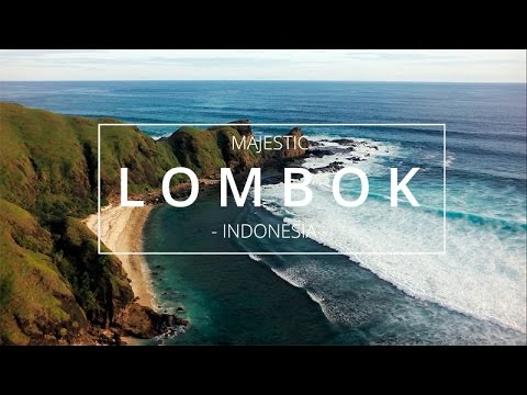Majestic Lombok | Drone Indonesia - DJI Phantom 2
