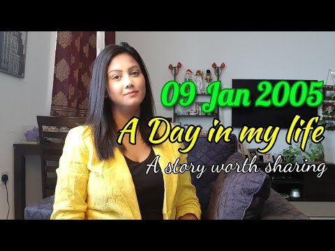 A day in my life, 9 January 2005 | Mamta Sachdeva | Cabin Crew/ Airhostess Questions & Answers |