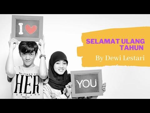 Selamat Ulang Tahun - by Dewi Lestari (Lirik)