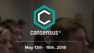Coindesk Consensus 2019 LIVE / DAY 3 (Last Day)