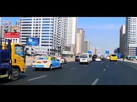 Sharjah City 25th October 2018