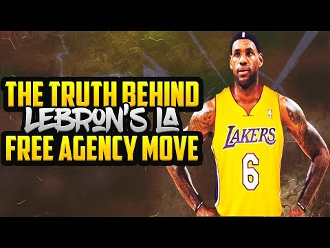 Lebron James Free Agency 2017 | Lebron James Going To Los Angeles Lakers or Clipper 2018 Season?