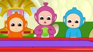 Tiddlytubbies Season 3 ★ Bouncy Bouncy Trampoline! ★ Tiddlytubbies Full Episodes | WildBrain