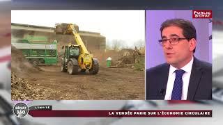 Sénateur à domicile : Didier Mandelli défenseur de l'économie circulaire