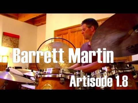 ARTISODE 1.8   Barrett Martin   New Mexico PBS