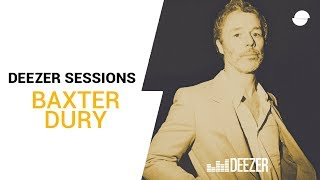 Baxter Dury | Deezer Session