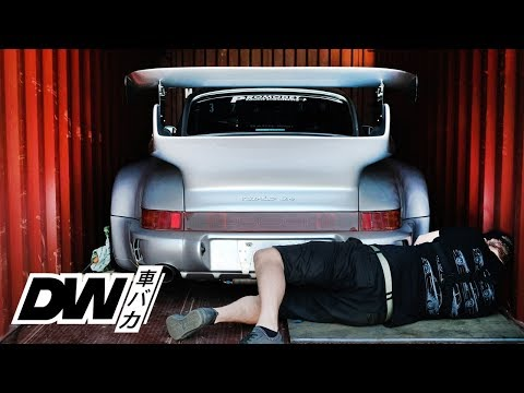 Rauh Welt 964 Turbo Unboxing Video